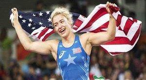 سائوری یوشیدا, یوشیدا, کشتی زنان المپیک 2016, کشتی زنان, المپیک 2016, مدال طلا هلن مارینوس در کشتی زنان
