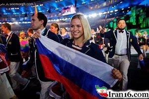 تصاویر رژه تیم ها در افتتاحیه المپیک 2016, رژه تیم ها در افتتاحیه المپیک 2016, افتتاحیه المپیک 2016, المپیک 2016