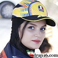 بهناز شفیعی دختر موتورسوار با عکس و بیوگرافی