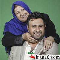 عکس پدر و مادر خواننده های مشهور ایرانی