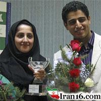 احسان قائم مقامی و همسرش + بیوگرافی