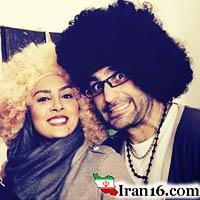 حدیثه تهرانی و همسرش کیان مقدم + بیوگرافی