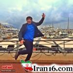 عکس های متفاوت و جدید حمید گودرزی