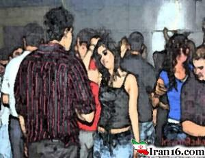 دستگیری 60 دختر و پسر در پارتی شبانه تهران