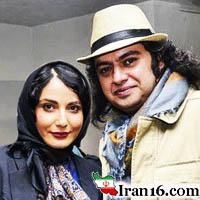 سمیرا حسن پور و همسرش سامان سالور + بیوگرافی