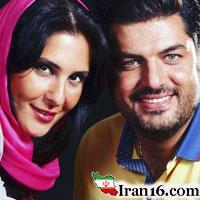 سام درخشانی و همسرش عسل امیرپور + ناگفته ها و بیوگرافی