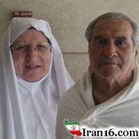 عباس شیرخدا و همسرش + بیوگرافی کامل