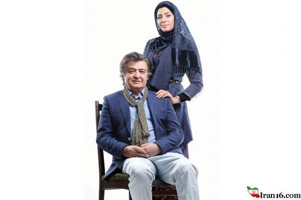 ازدواج بازیگر مشهور ایرانی