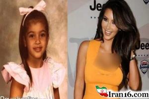 عکسهایی از ستاره های معروف قبل و بعد از مشهور شدن