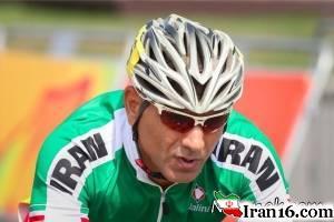 درگذشت بهمن گلبارنژاد رکاب زن پارالمپییک در حین مسابقه