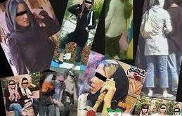 دختران ساپورت پوش و بدحجاب