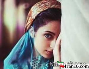 دختر شیرازی یکی از زیباترین دختران جهان + تصاویر