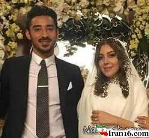 بهترین روز زندگی رضا قوچان نژاد و همسرش + عکس