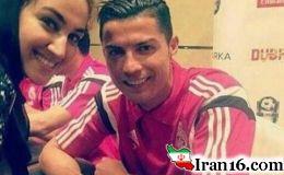 دختر ایرانی که با رونالدو عکس سلفی گرفت سریع معروف شد