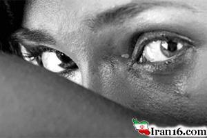 زن جوان بخاطر خیانت به شوهر در خیابان لخت شد + عکس