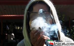 دستگیری خاله لیلا سلطان شیشه در جنوب تهران + عکس
