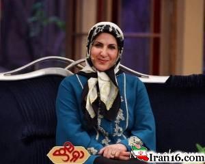 راز جوانی فاطمه گودرزی 53 ساله در دورهمی + فیلم