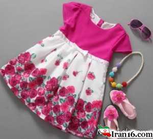 ژورنال مدل لباس بچه گانه نوروز 95 -( دخترانه زیر1-3 سال)