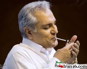 علت سیگار کشیدن مهران مدیری از زبان خشایار الوند