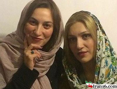 موج بی حجابی بازیگران زن ایرانی