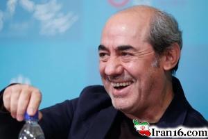 شوخی کارگردان مشهور ایرانی با احمدی نژاد +عکس