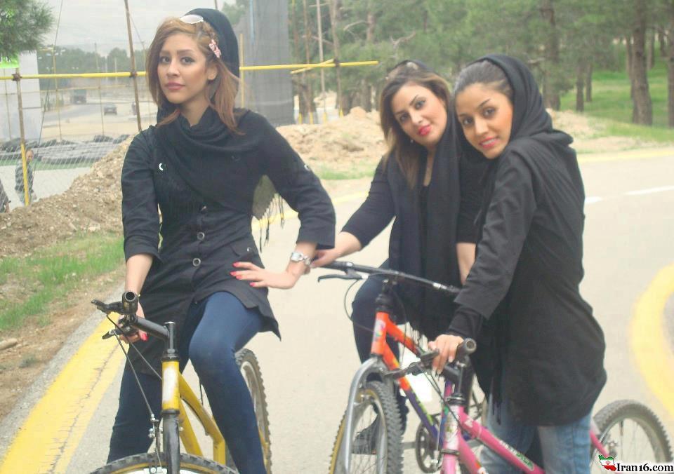کلیپی از عکس بازیگران بدحجاب ایرانی