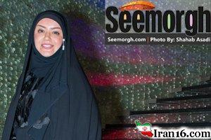 الهام چرخنده خندان و سالم در هجدهمین جشن سینمای ایران! + عکس