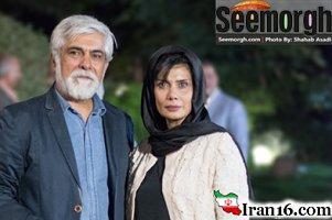 رخشان بنی اعتماد ,عاطفه رضوی, عکس بازیگر , حسین پاکدل