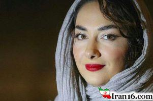 عکس هانیه توسلی در بغل خواهرش