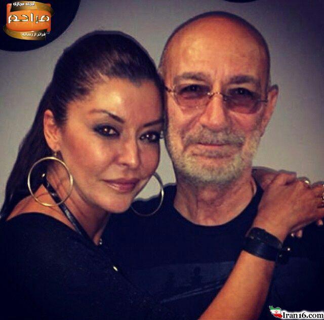 بیوگرافی سیاوش قمیشی و همسرش +آلبوم عکس