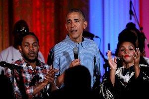 دردسر اوباما بخاطز لورفتن فیلم دخترش +عکس