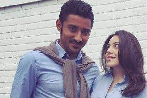 پیام عاشقانه همسر قوچان نژاد برای او