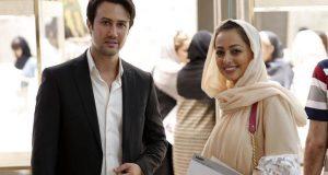 بازیگر زن ایرانی در جواهر فروشی بازیگر