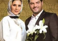 سالگرد ازدواج سام درخشانی و عسل امیرپور (+عکس)