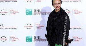 فستیوال فیلم رم, جشنواره فیلم رم, مدل لباس, مدل لباس آنا نعمتی, مدل لباس مارال فرجاد, مارال فرجاد