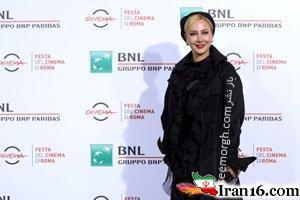 جشنواره فیلم رم 2016 : مدل لباس آنا نعمتی و مارال فرجاد