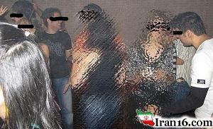 جنجال حضور سرمربی مشهور ایرانی در مهمانی مختلط!