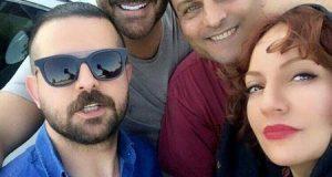 پشت صحنه, محمدرضا گلزار, عکس, مهناز افشار ,سریال