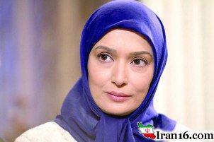 آتنه فقیه نصیری بازیگر جدید شهرزاد 2 + عکس گریم وی در شهرزاد