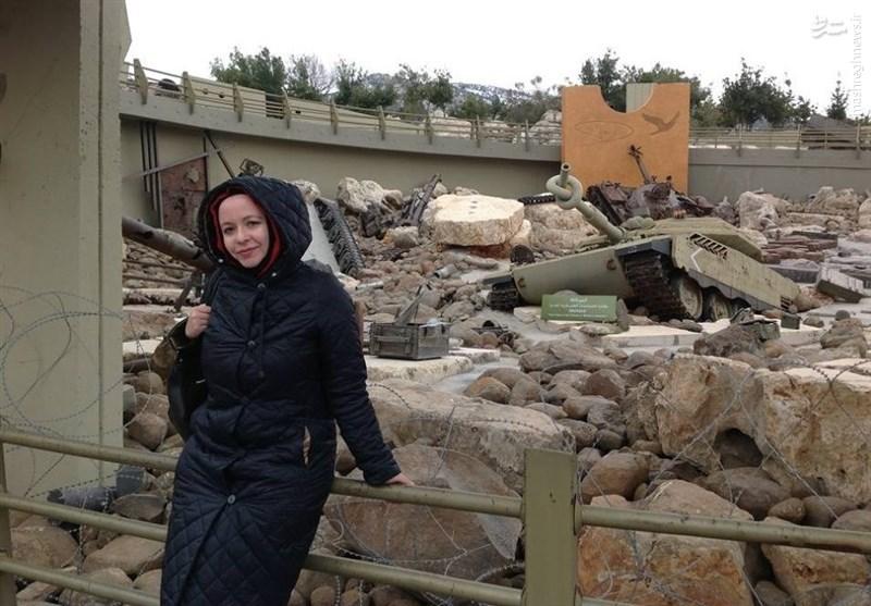 زن محجبه روسی: ایرانیها به تاریخشان رجوع کنند، دیگر از غربیها الگو نمیگیرند