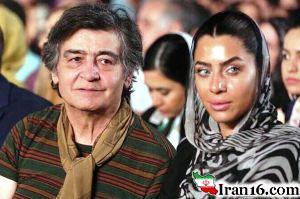 گردش رضا رویگری و همسرش در دربند