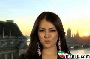 ملکه زیبایی مسلمان شد! + عکس قبل و بعد از با حجاب شدن