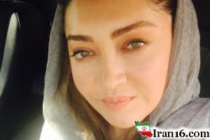 نیکی کریمی تولد خواهر زیبایش نازنین را تبریک گفت