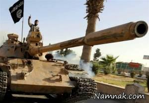 نبرد آخر الزمان داعش در دشت دابق سوریه