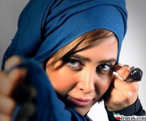 وقتی الناز حبیبی با عشق درمان میشود! +عکس