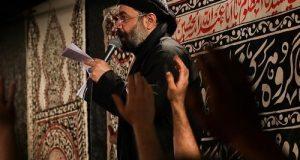 محمود کریمی شب تاسوعا محرم ۹۵