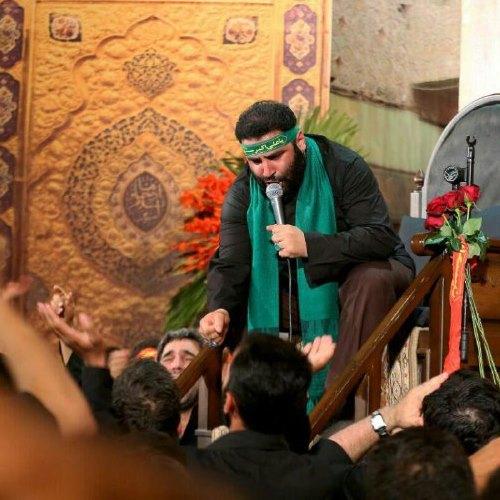 مداحی سید مهدی میرداماد شب دوم محرم ۹۵