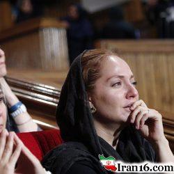 عکس مهناز افشار و دخترش در روزهای دلتنگی