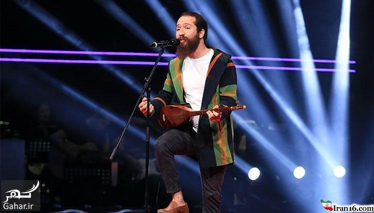 خواننده ایرانی در مسابقه O Ses با آهنگ فارسی همه را حیرت زده کرد+ صوت