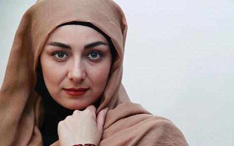 بازیگر زن مشهور و همسرش در حین کوه نوردی! +عکس